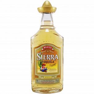 Текіла Sierra Reposado
