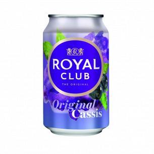 Напиток Royal Club Черная Смородина б/алк ж/б