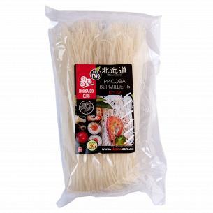 Вермишель Hokkaido Club рисовая