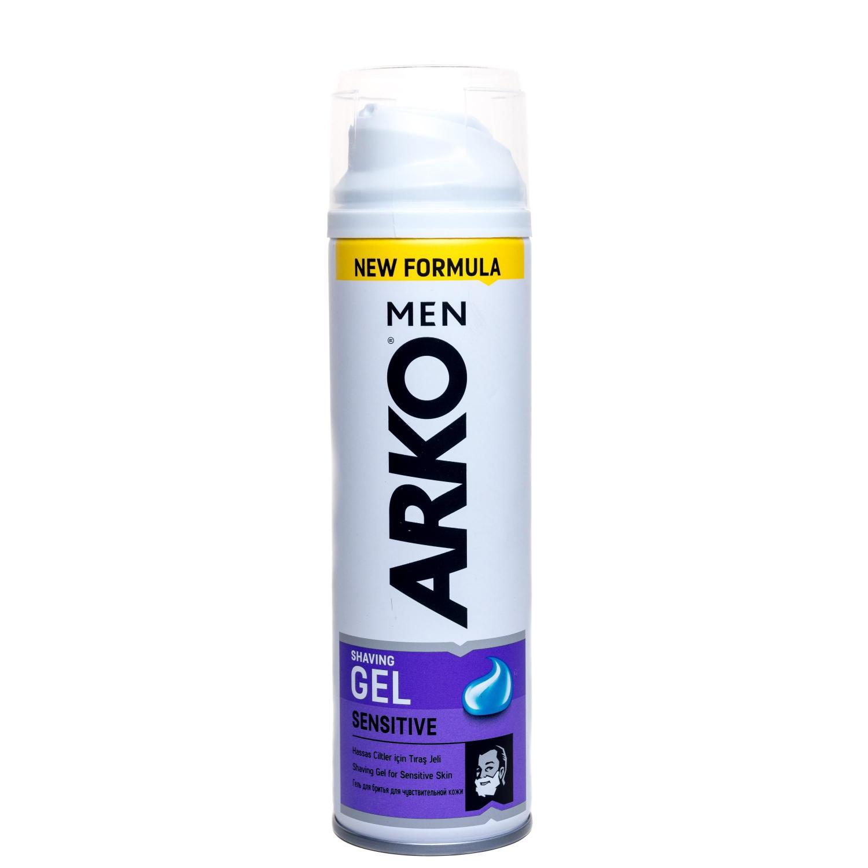 Гель для бритья Arko Sensitive