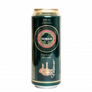 Пиво Eichbaum Premium Pils ж/б