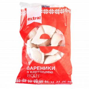Вареники Extra! с картошкой