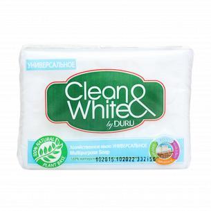 Мылохозяйственное Duru Clean Whiteуниверсальное