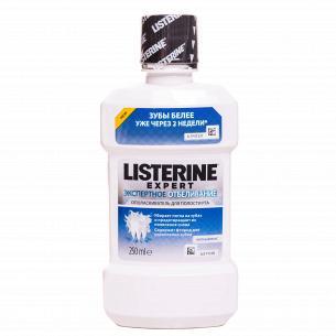 Ополаскиватель для рта Listerine Expert экспертное отбеливание