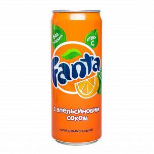 Напиток Fanta Orange ж/б