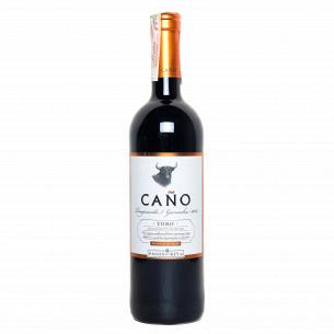 Вино Cano Tempranillo Garnacha Toro DO