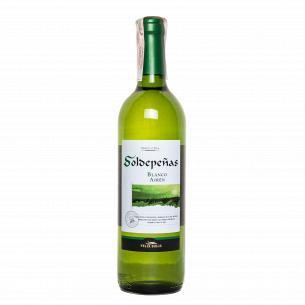 Вино Soldepenas белое сухое
