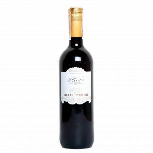 Вино Villa Belvedere Merlot delle Venezie IGT