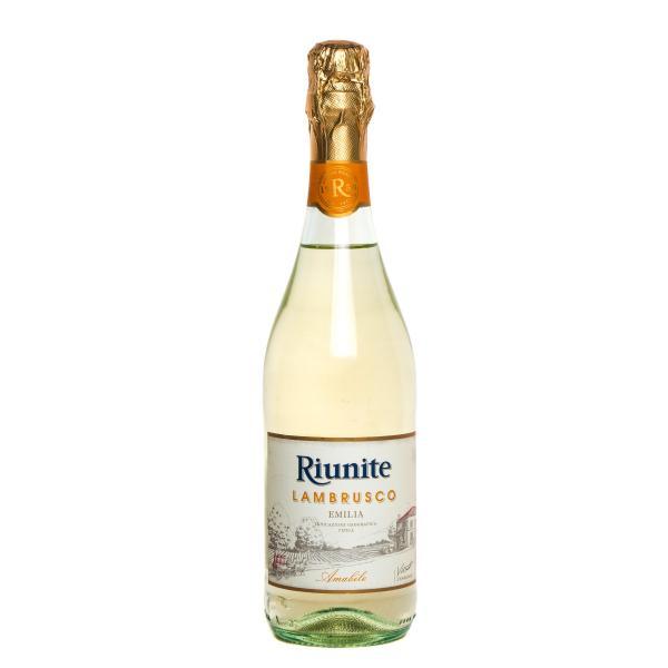 Вино игристое Riunite Lambrusco Emilia IGT Bianco