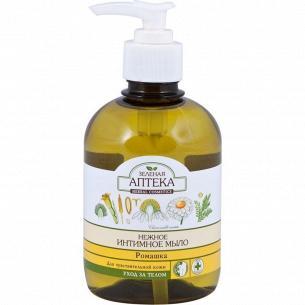 Мыло для интимной гигиены Зеленая Аптека Ромашка