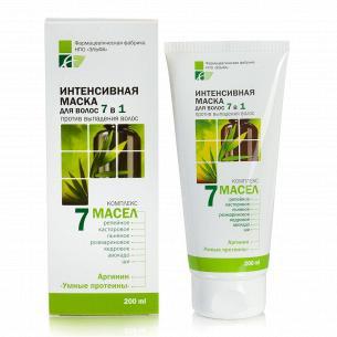 Маска для волос Эльфа 7в1 интенсивная