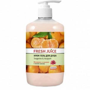 Крем-гель для душа Fresh Juice Tangerine&Awapuhi