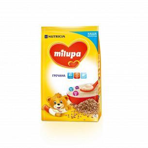 Каша молочная сухая быстрорастворимая гречневая Milupa для детей от 4-x месяцев