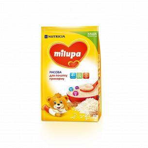 Каша Milupa безмолочная рисовая