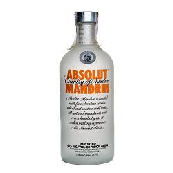 Водка Absolut Mandarin