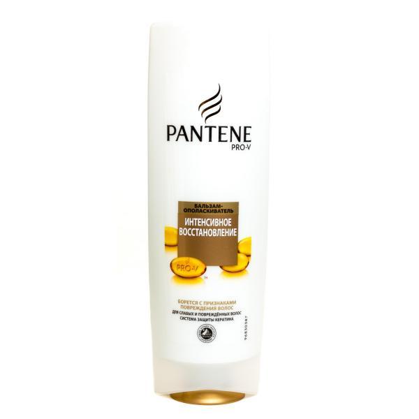 Бальзам-ополаскиватель для волос Pantene Интенсивное восстановление