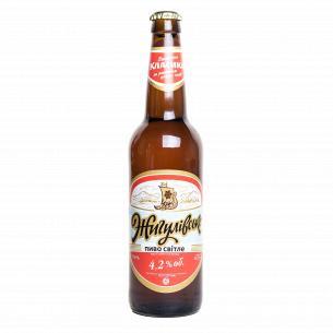 """Пиво """"Оболонь Жигулівське"""" светлое"""