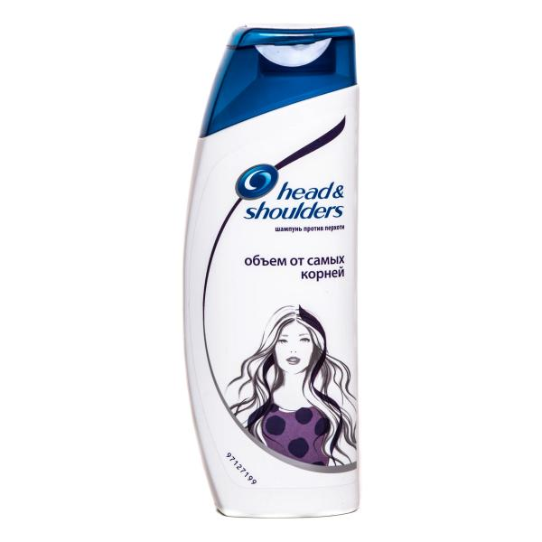 Шампунь Head & Shoulders Обьем от корней