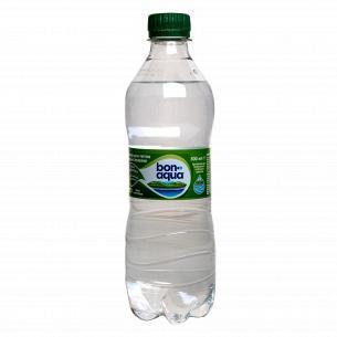 Вода BonAqua среднегазированная 0,5л