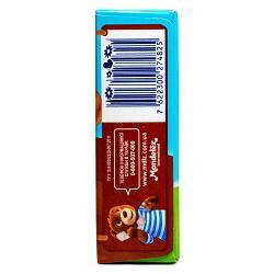 """Бисквит """"Барні"""" с шоколадной начинкой"""