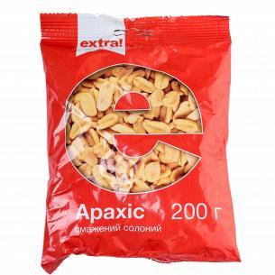 Арахіс Extra! смажений солоний