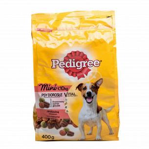 Корм для молодых собак Pedigree с говядиной и овощами