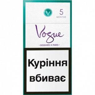 Сигареты Vogue  Menthe