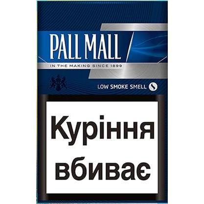 Купить сигареты pall mall электронная сигарета hqd одноразовая из чего состоит