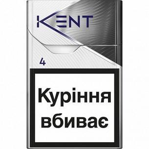 Сигареты Kent Silver