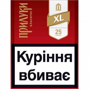 Сигареты Прилуки Классические 12 25