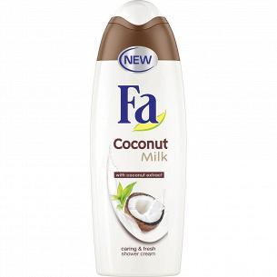 Гель для душа Fa Coconut Milk