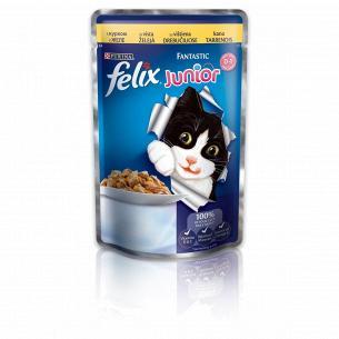Корм для кошенят Felix...