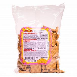 Печенье ХБФ диабетическое на фруктозе