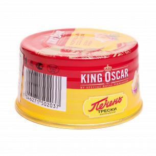 Печінка тріски King Oscar...
