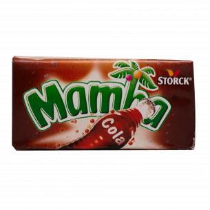 Конфеты Storck Мamba жевательные со вкусом колы