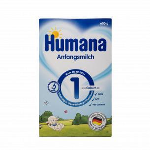 Смесь Humana 1
