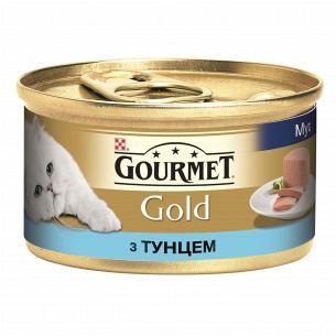 Корм Gourmet Gold паштет з...