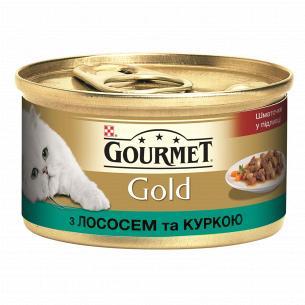 Корм для котів Gourmet Gold...