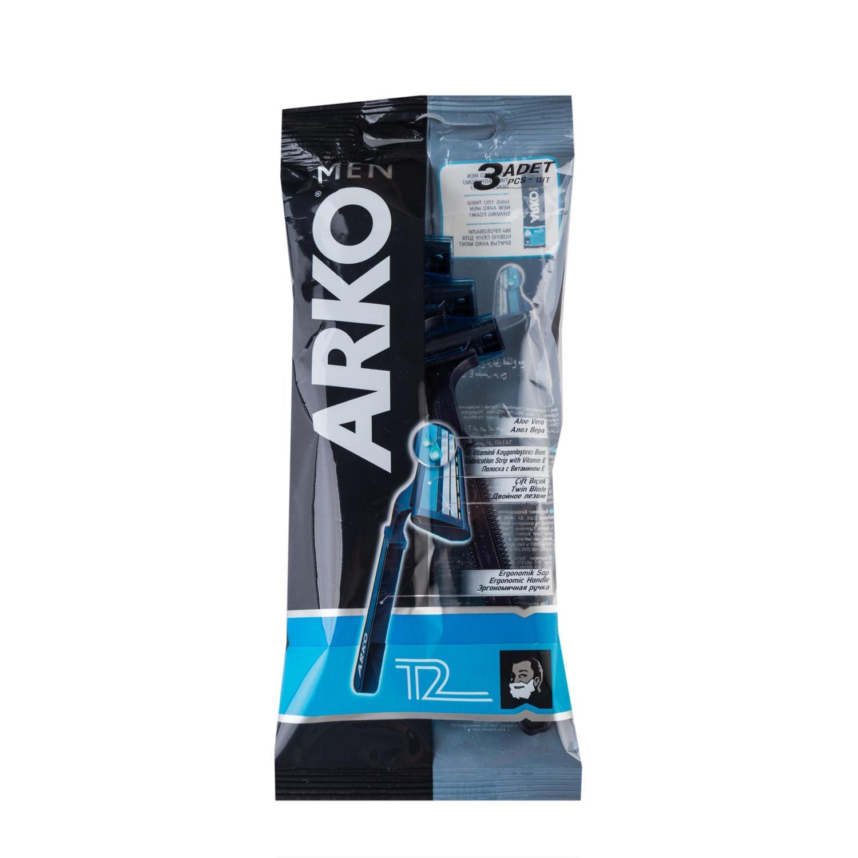 Станок для бритья Arko 2 лезвия