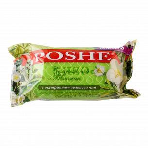 Мыло Poshe Зеленый чай и Жасмин Тонизирующее