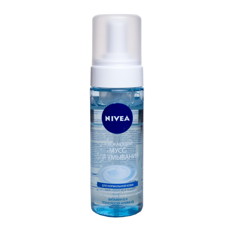 Мусс для умывания Nivea Aqua Effect Освежающий