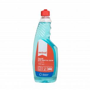 Средство для мытья стекла Extra! Морозная свежесть запаска