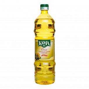Масло подсолнечно-оливковое Кама рафинированное