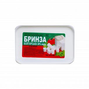 "Сыр ""Свет Сыр"" Брынза Болгарская 30% лоток"