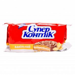 Печенье Супер-Контик с ванилью