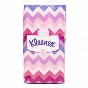 Хусточки паперові Kleenex...
