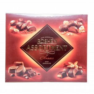 Конфеты Roshen Assortment Classic черный шоколад