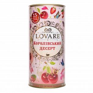 Чай цветочный Мономах Lovare Королевский десерт