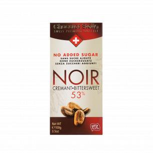 Шоколад черный Chocolat Stella без сахара