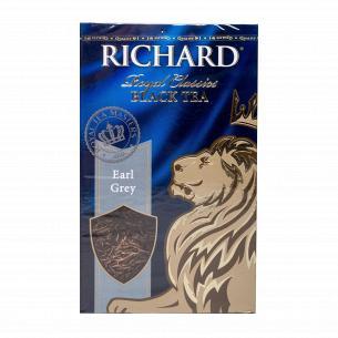 Чай черный Richard Earl Grey